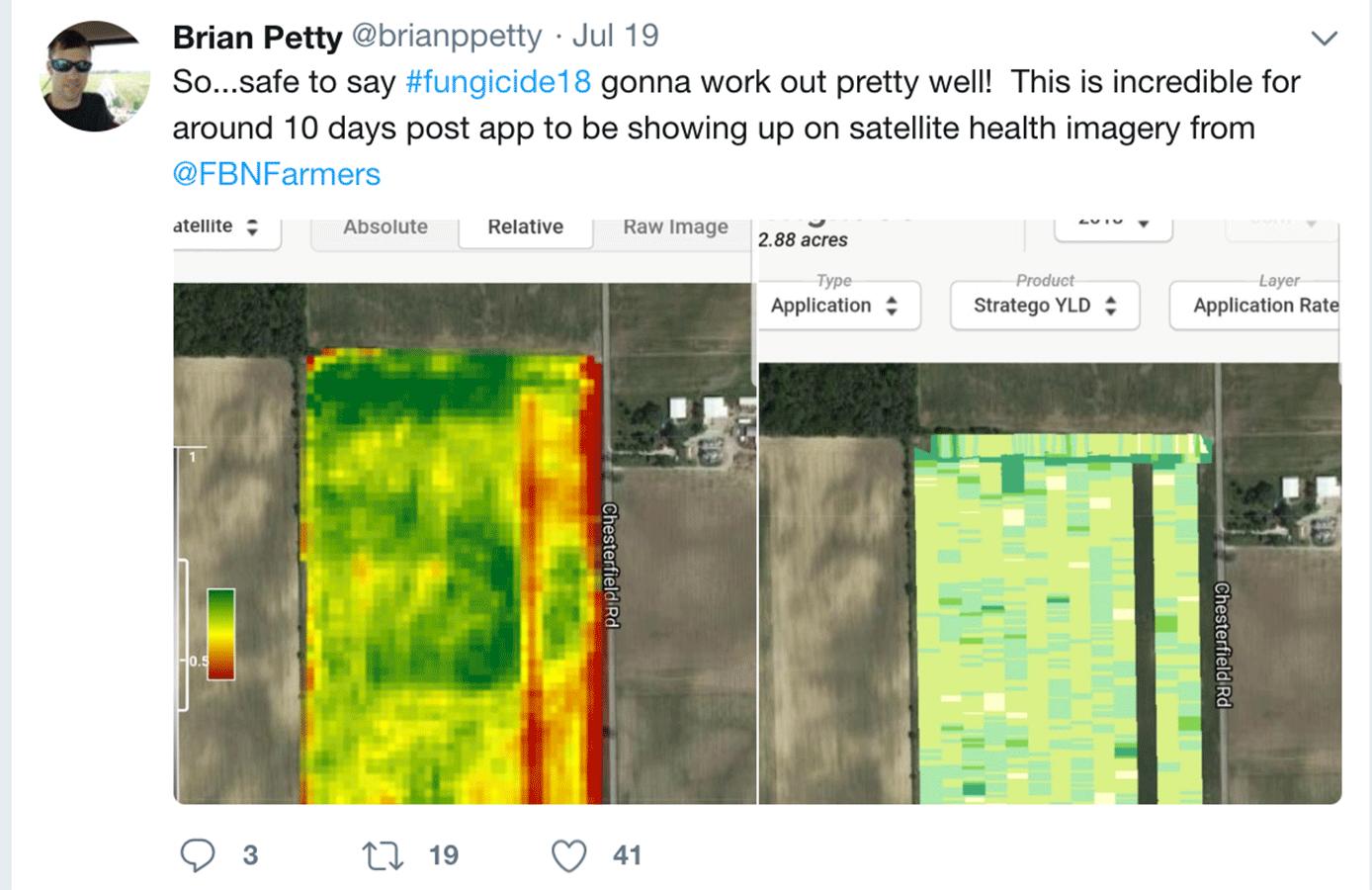 Brian Petty Twitter FBN satellite imagery