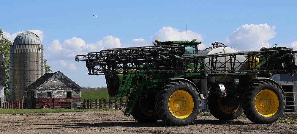 sprayer tank mix agriculture adjuvant