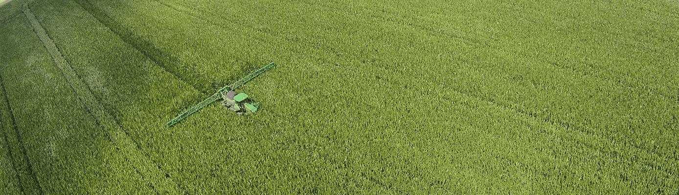 corn sprayer mid season