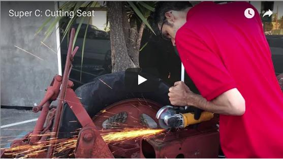 Super C Cutting Seat