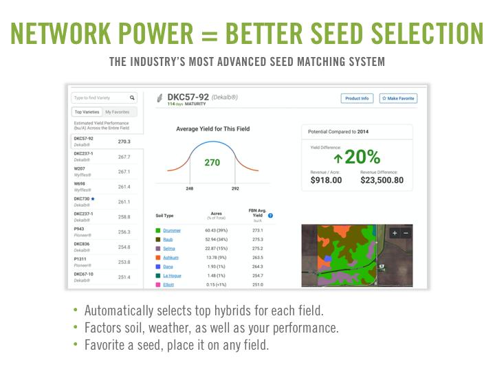 Seed selection