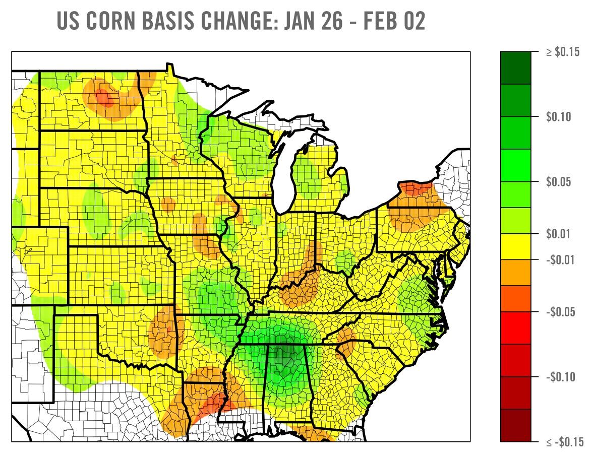 US_corn_basis_change_2018-01-26_to_2018-02-02_map