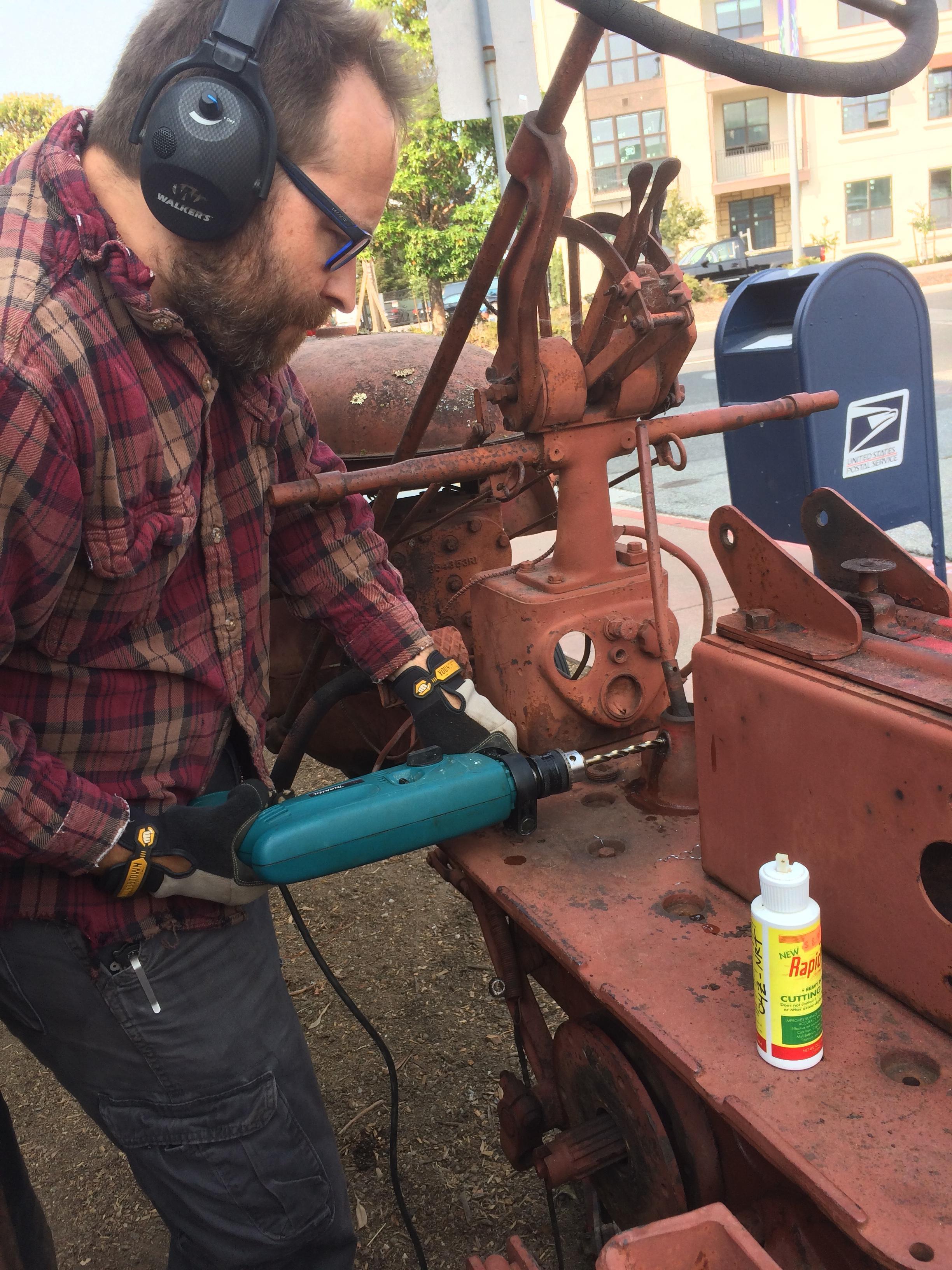 drilling shifter